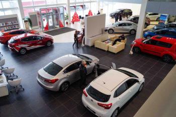 фирма, покупающая автомобили